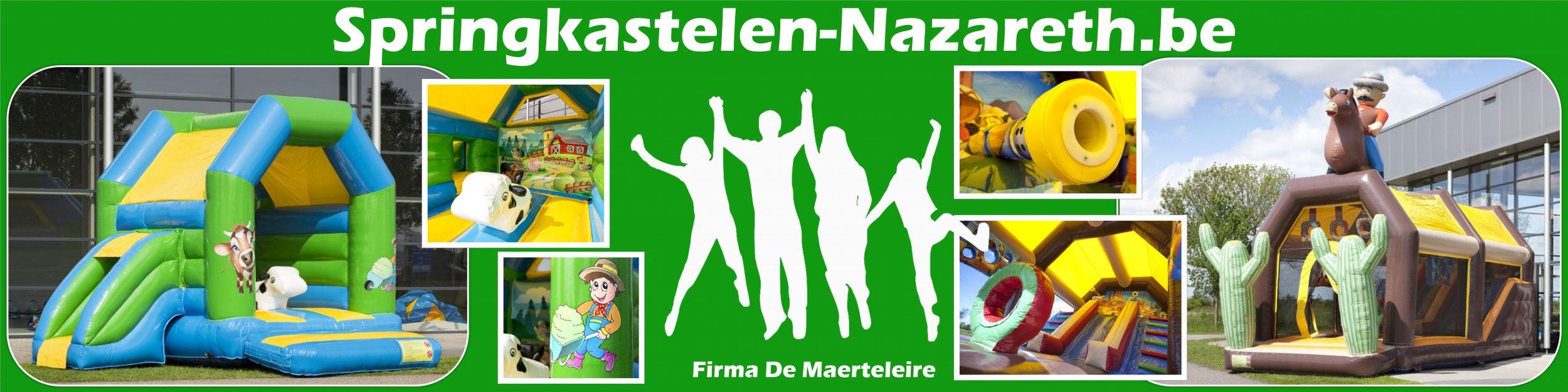 Springkastelen-Nazareth