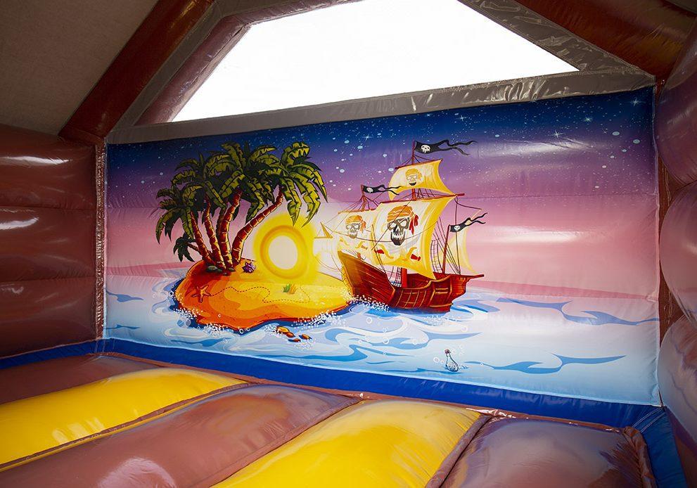 Slide Combo Piraat