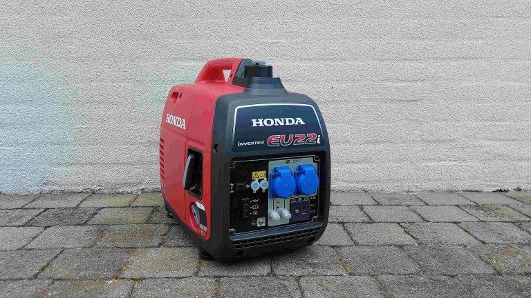 Honda Generator foto 1