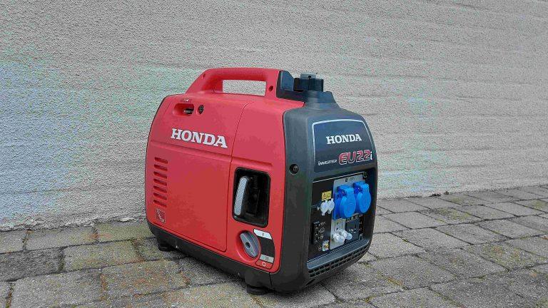 Honda Generator foto 2